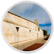 Chateau Pichon Longueville Baron Winery Round Beach Towel