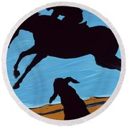 Chestertown Trials, 1999 Round Beach Towel