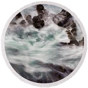 Chimerical Ocean Round Beach Towel