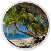Cooper Island Round Beach Towel