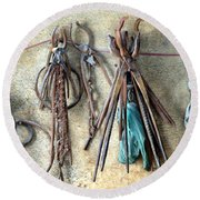 Coppersmith Tools Round Beach Towel