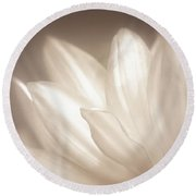 Delicate Round Beach Towel