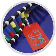 Dna Double Helix, For Sale Round Beach Towel