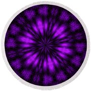 Round Beach Towel featuring the photograph Dream Catcher by Robyn King