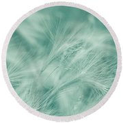 Dream Round Beach Towel