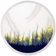 Dudleytown Round Beach Towel