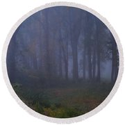 Enchanted Forest Two Round Beach Towel