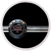 Ford Torino G.t.390 Round Beach Towel