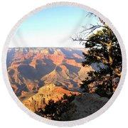 Grand Canyon 63 Round Beach Towel