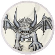 Grevil Round Beach Towel