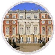 Hampton Court Palace Round Beach Towel