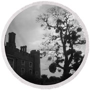 Hampton Court Tree Round Beach Towel