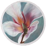 Intimate Apparel Round Beach Towel