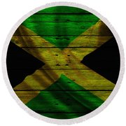 Jamaica Round Beach Towel