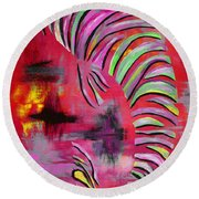 Jewel Of The Orient #2 Round Beach Towel