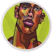 Killer Joe Round Beach Towel