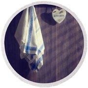 Kitchen Towels Round Beach Towel
