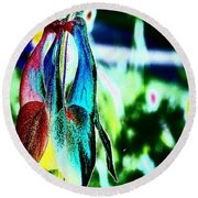 Magic Round Beach Towel
