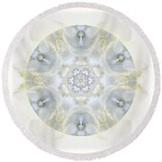 Monoi Round Beach Towel