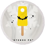 My Nintendo Ice Pop - Wario Round Beach Towel