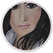 Noureen Dewulf Round Beach Towel