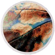 Organic Round Beach Towel