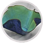 Paper-thin Bowl  09-006 Round Beach Towel