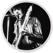 Phil Lynott Round Beach Towel