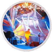 Phish-in Deep Space Round Beach Towel