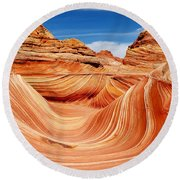 Photographer's Paradise Round Beach Towel