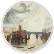 Pont Notre Dame, From Views Round Beach Towel