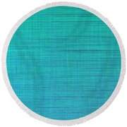 Putsche The Winter Marriage Diaries Two Round Beach Towel