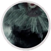 Revenant Shade Round Beach Towel