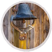 Ring My Tennessee Bell Round Beach Towel