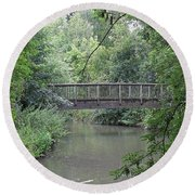 River Great Ouse Round Beach Towel