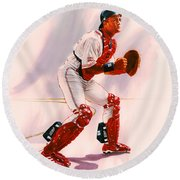 Sandy Alomar Round Beach Towel