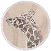 Savannah Round Beach Towel