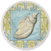 Sea Spa Bath 2 Round Beach Towel