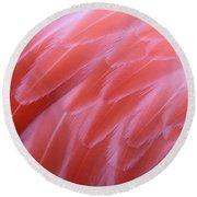Shades Of Pink #3 Round Beach Towel