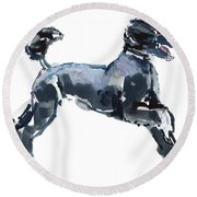Sheer Class Round Beach Towel