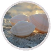 Shine On... Round Beach Towel