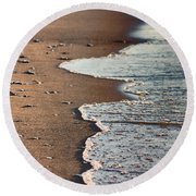 Shore Round Beach Towel