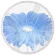 Round Beach Towel featuring the digital art Have A Beautiful Day  by Jeannie Rhode