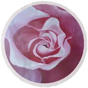 Spanish Beauty 2 Round Beach Towel