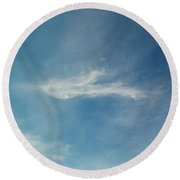 Sylph Elemental Round Beach Towel