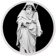 St. Paul Round Beach Towel