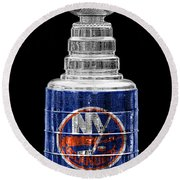 Stanley Cup 10 Round Beach Towel