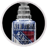 Stanley Cup 4 Round Beach Towel