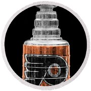 Stanley Cup 9 Round Beach Towel
