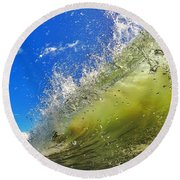 Surf Round Beach Towel